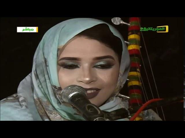 برنامج أزوان مع الفنانة لبراز منت الميداح | قناة الموريتانية