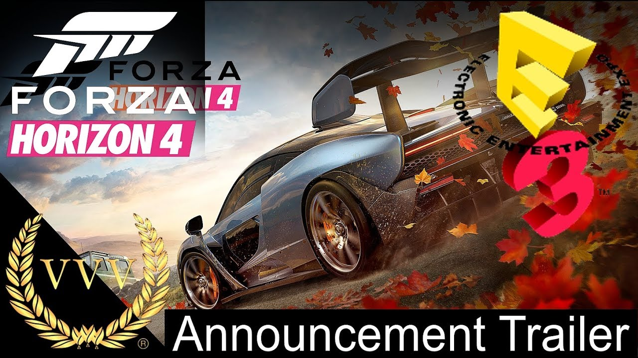 Forza Horizon 4 will not be an online-only game - Team VVV