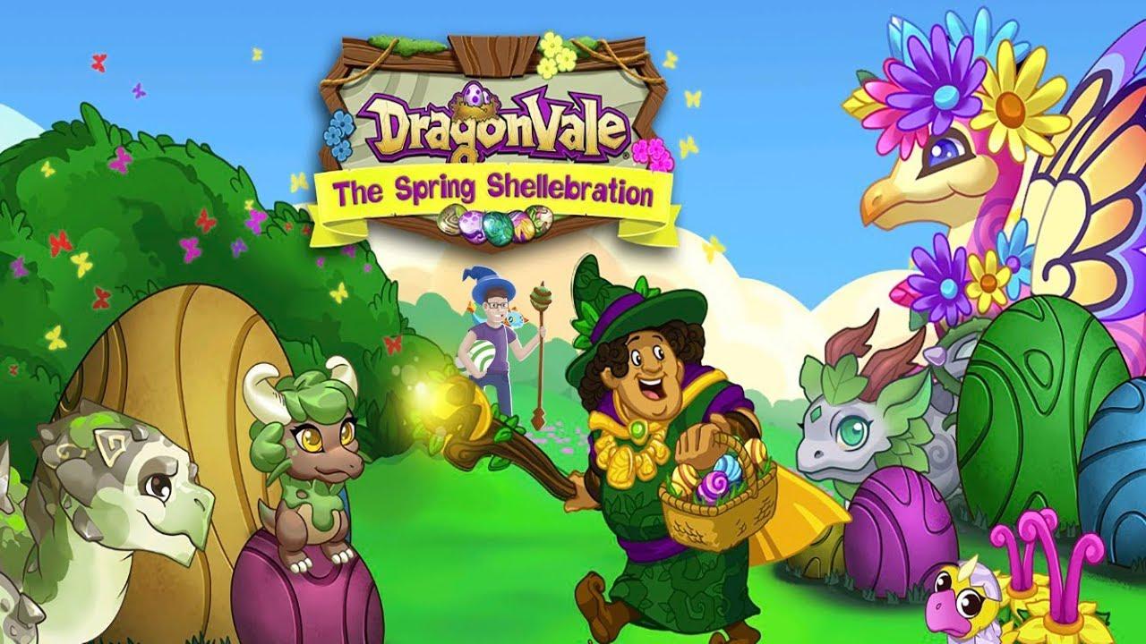 Dragonvale Halloween 2020 Dragonvale | New Spring Shellebration 2020 Event! |   YouTube