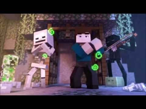 Minecraft-Top 5 Funny