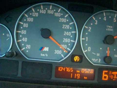 Bmw E46 M3 >> BMW M3 E46 220-300 km/h - YouTube
