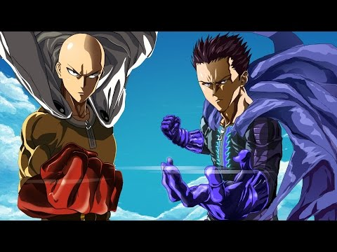 Who is BLAST? - The Final Opponent for Saitama In One Punch Man