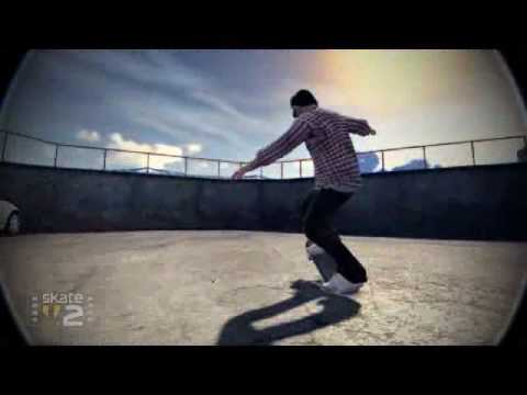 Skate 2 Hardest Hippie Flip(Cleaner) from YouTube · Duration:  13 seconds