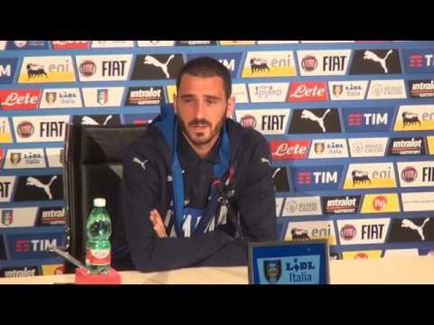 """Leonardo Bonucci: """"Mio figlio mi ha dato grande forza"""""""