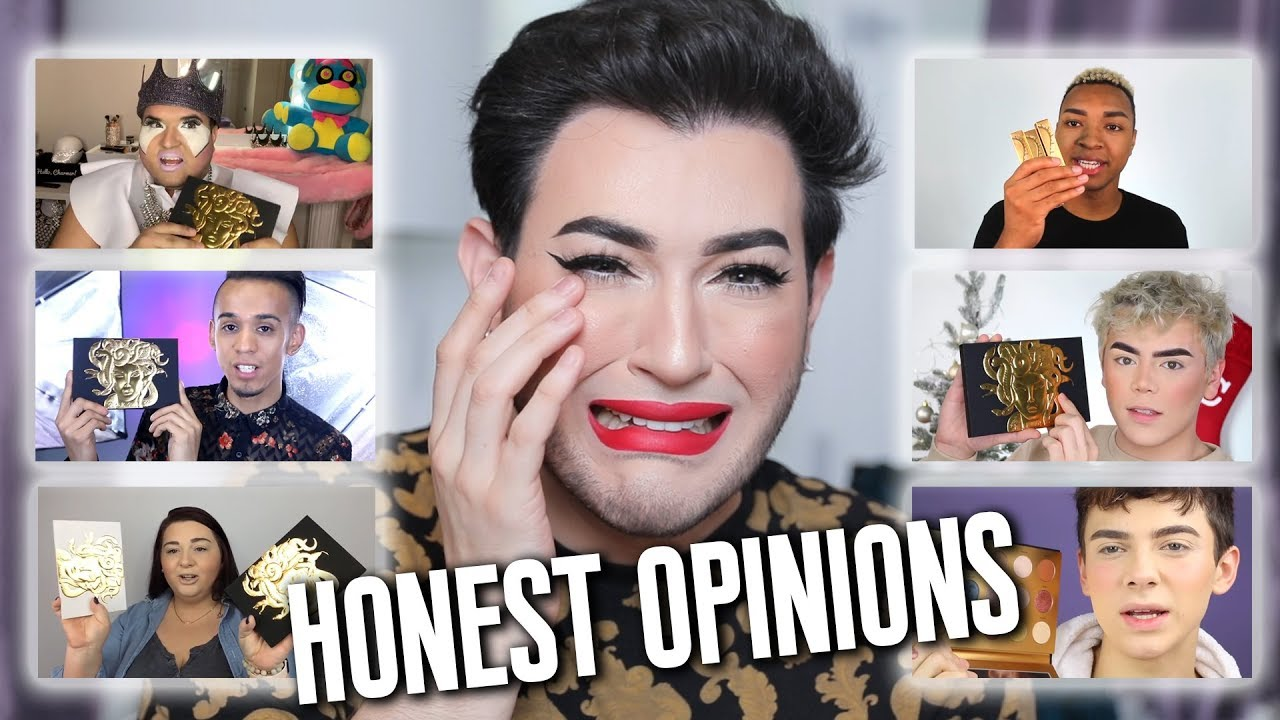 e146a50a2f REACTING TO BRUTALLY HONEST REVIEWS OF MY HOLIDAY COLLECTION - YouTube