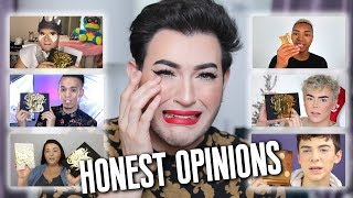 REACTING TO BRUTALLY HONEST REVIEWS OF MY HOLIDAY COLLECTION