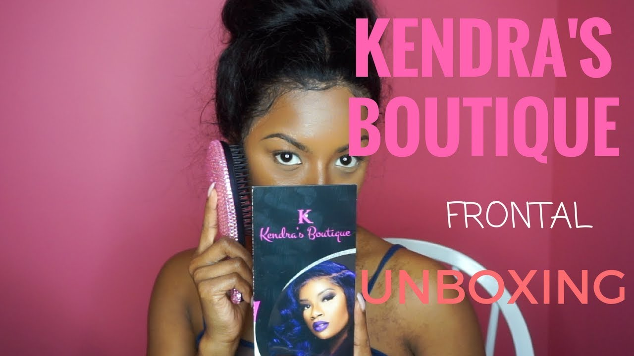 Kendra S Boutique Frontal Unboxing My Rating 1 10 Pebbles Bambiino