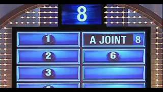 Family Feud:  Name something that gets passed around