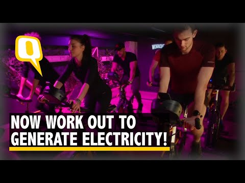 Generate Electricity While Working Out in This Eco-Friendly Gym