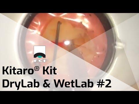 Vignette Vidéo | Kitaro® Kit, outil d'entrainement à la chirurgie de la cataracte