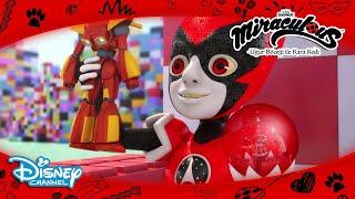 Usta Chris 😯 | Mucize: Uğur Böceği ile Kara Kedi | Disney Channel TR
