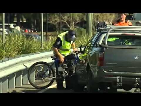 Cyclist killed in crash on Qld's Gold Coast