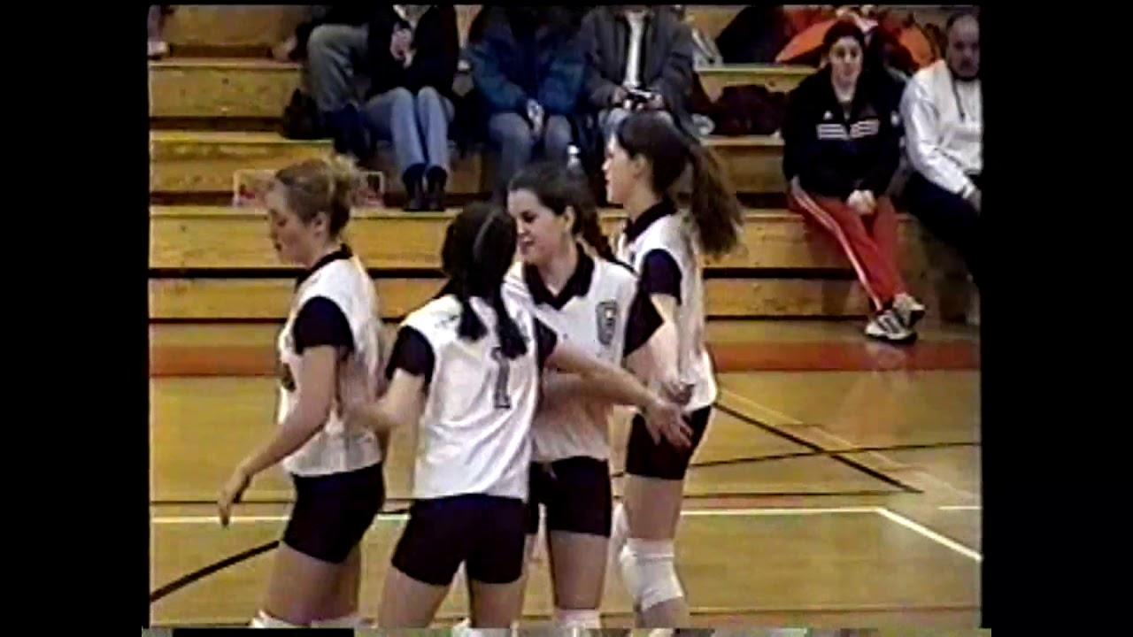 NCC - NCCS - Platsburgh JV Volleyball  2-14-03