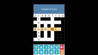 Cruciverba in Italiano gratis | Crossword Italian Puzzles Free