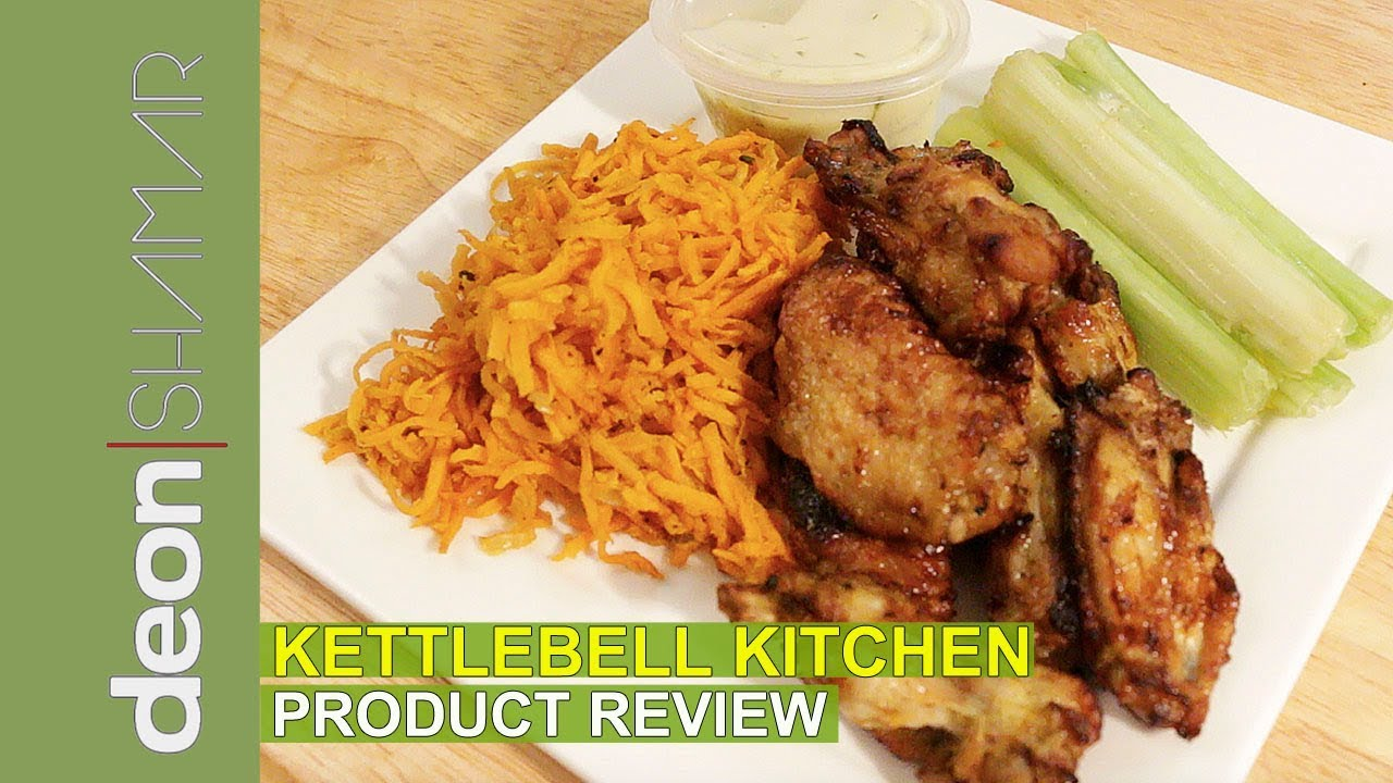 Kettlebell Kitchen - Product Review Ep 104 - YouTube