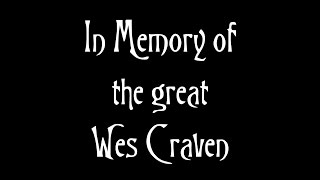 Shocker Main Title / In Memory Of  Wes Craven