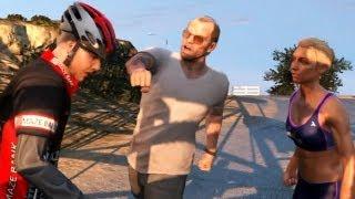 Gta V Ps3 Gameplay / Walkthrough / Playthrough / 1080p Part 99 - Exercising Demons   Trevor