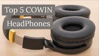 Top 5 COWIN WIRELESS HEADPHONES 2019   Amazon Best Buyers