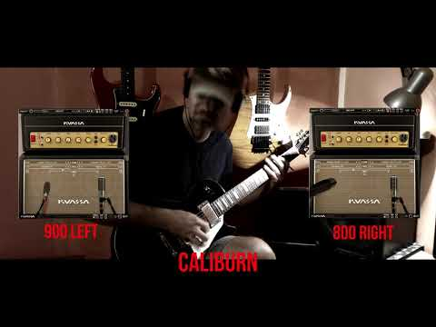 Kuassa  Caliburn - JCM800 and JCM900