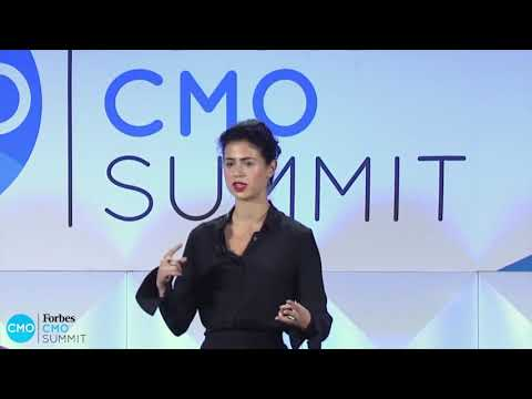 Forbes CMO Summit - Anda Gansca