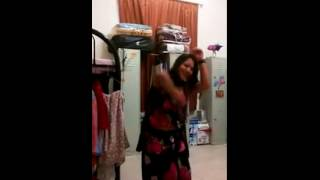 Nepali Keti Room Ma Mast Dance Gardai