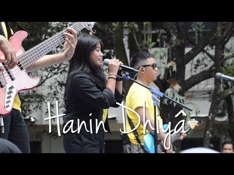 HANIN DHIYA - Waktunya Sendiri, Live