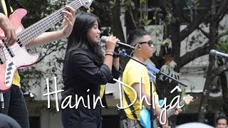 Download lagu HANIN DHIYA - Waktunya Sendiri, live