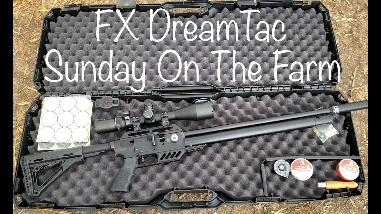 #11 FX DreamTactical - Sunday On The Farm