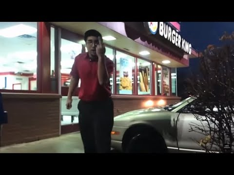 Fast Food Freakouts #4: Burger King Mood Swings!