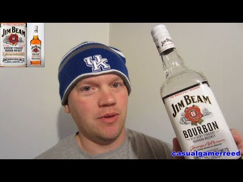 Reed Reviews - Jim Beam Kentucky Straight Bourbon Whiskey