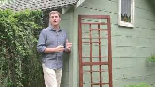 Coral Coast Halstead Wood Trellis - Product Review Video