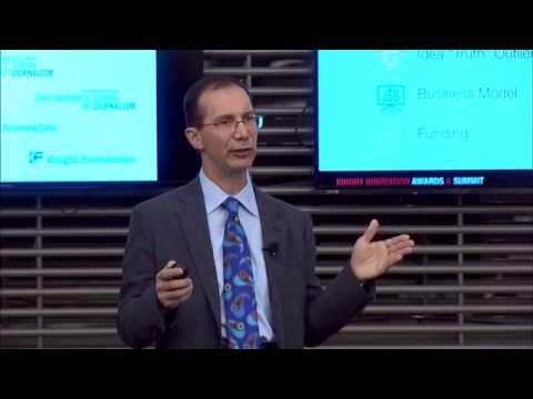 Serial Entrepreneur Bill Gross Shares His Keys to Startup Success