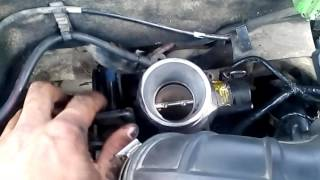 видео Видео пособие: Как установить в место моновпрыска карбюратор солекс на Ford 1