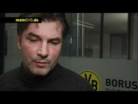 Michael Zorc äußert sich zur Verpflichtung von Marco Reus