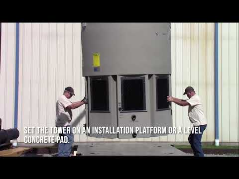 Receiving and Installing Your Paragon Cooling Tower