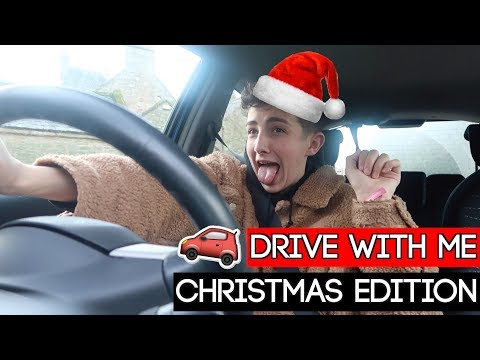 Driving With Lewys - Christmas Edition (HOE HOE HOE)