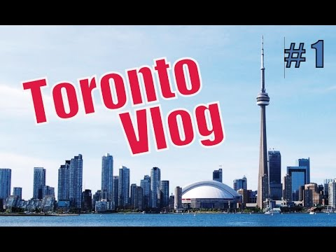 Toronto Vlog #1 - Retro Video Game Hunting Downtown