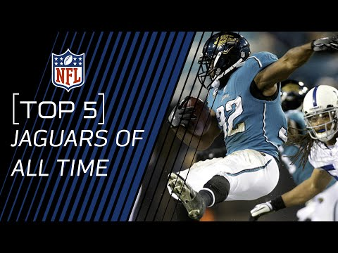 Top 5 Jaguars of All Time | NFL