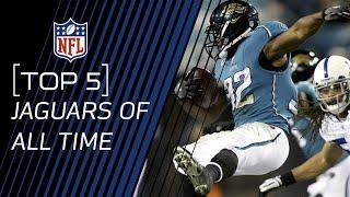Top 5 Jaguars of All Time | NFL