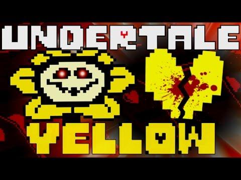 No Hit Genocide! Undertale Yellow