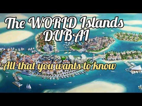 The World islands Dubai ,UAE