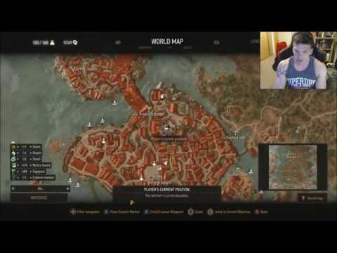 Witcher 3 potion of clearance location stat point reset youtube witcher 3 potion of clearance location stat point reset sciox Image collections