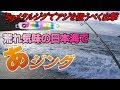 【荒れ気味の日本海でアジング】5gメタルジグでアジを狙うべく出撃した結果・・・!