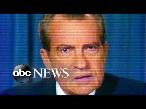 Watergate: Inside The Scandal That Took Down A Presidency