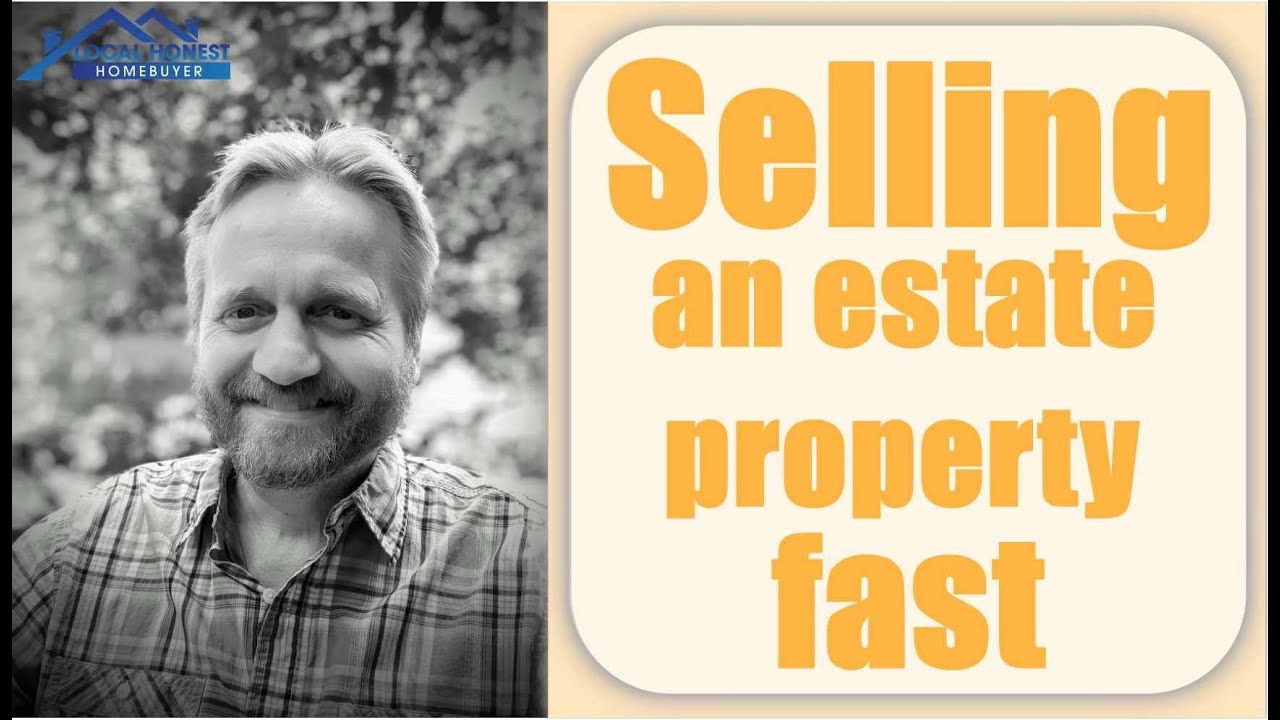 Sell your estate property fast with Local Honest Homebuyer