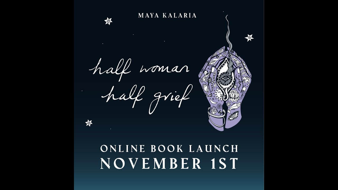 Half Woman Half Grief - Book Launch