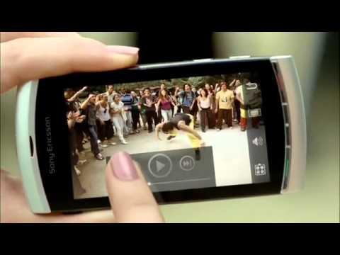 Sony Ericsson Vivaz Commercial