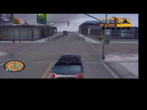 gta 3 bank robbery mission