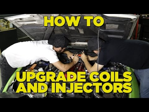 How To Upgrade Coils and Injectors