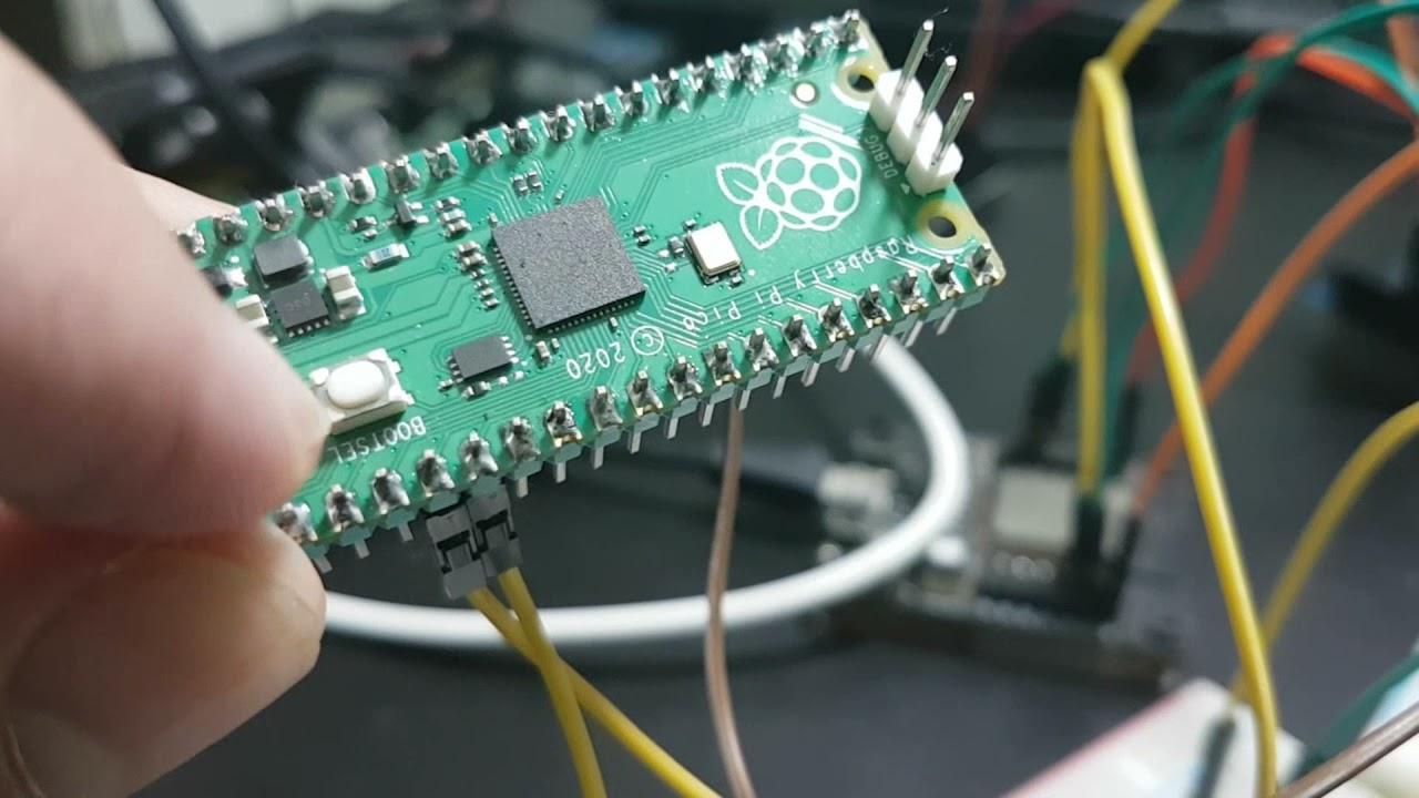 MicroPython & Raspberry Pi Pico